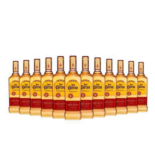 12x Tequilas Jose Cuervo Especial Reposado 750ml