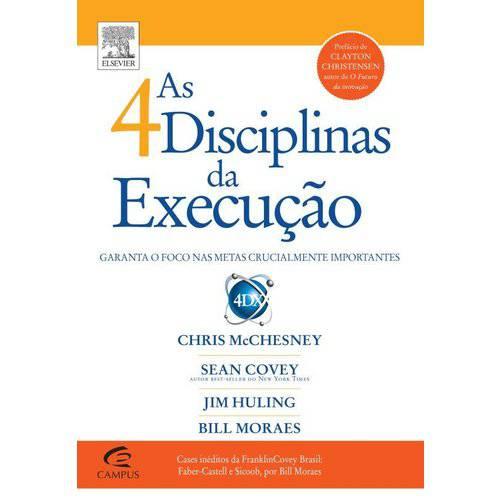 4 Disciplinas da Execucao , as