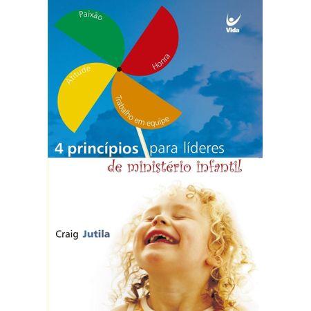 4 Princípios para Líderes de Ministério de Ministério Infantil