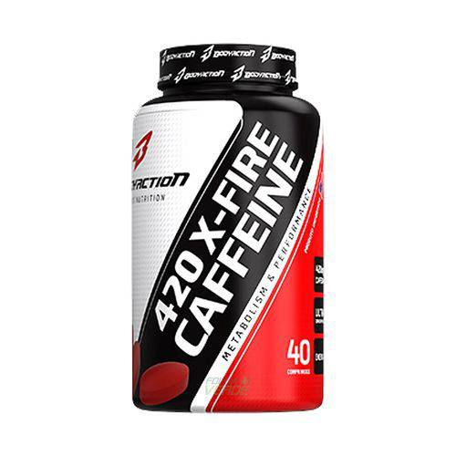 420 X-fire Caffeine 40 Comp - Bodyaction