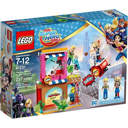 41231 - LEGO Super Heroes DC - Harley Quinn: em Missão de Resgate