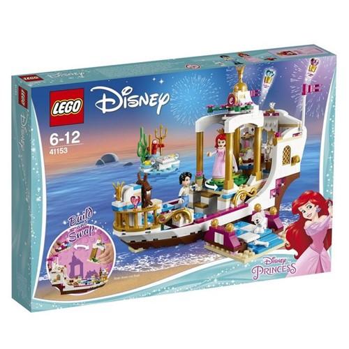 41153 Lego Princesas Disney - Barco de Celebração Real da Ariel - LEGO