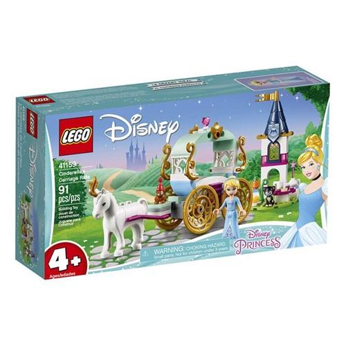 41159 Lego Princesas Disney - o Passeio da Carruagem da Cinderela - LEGO