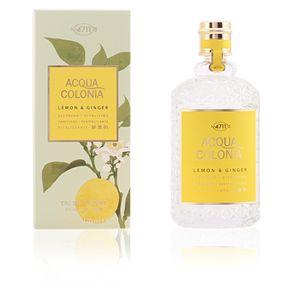 4711 Acqua Colonia Lemon & Ginger Eau de Cologne Feminino 170 Ml