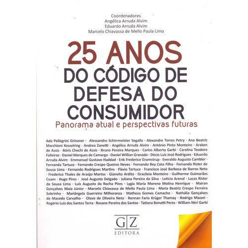 25 Anos do Cod.defesa do Consumidor - 01ed/17