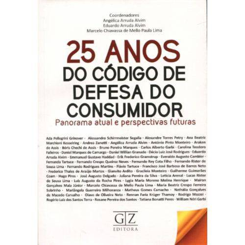 25 Anos do Código de Defesa do Consumidor - Panorama Atual e Perspectivas Futuras