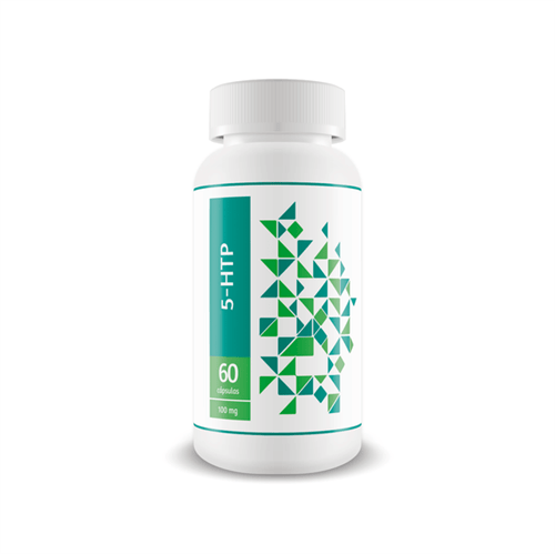 5 HTP – Hidroxitriptofano – 100 Mg 60 Cápsulas