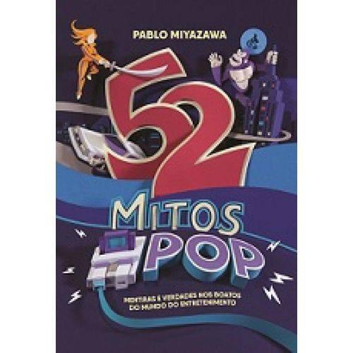 52 Mitos da Cultura Pop