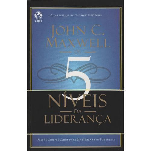 5 Niveis de Liderança, os