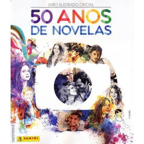 50 Anos de Novelas Livro Ilustrado