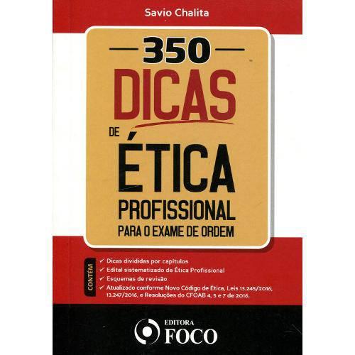 350 Dicas de Ética Profissional