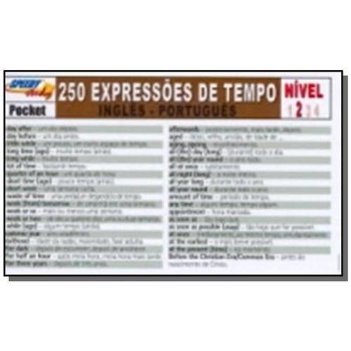 250 Expressoes de Tempo 2 - Ingles / Portugues