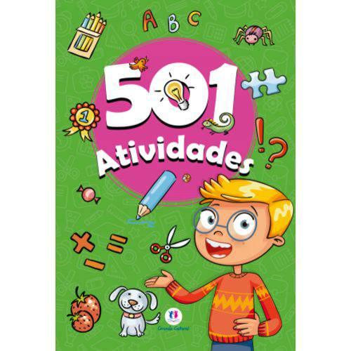501 Atividades - Verde