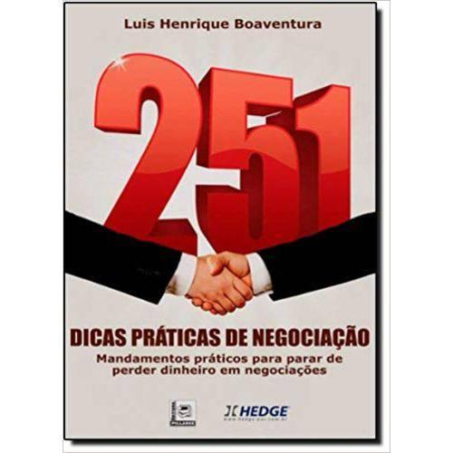 251 Dicas Práticas de Negociação