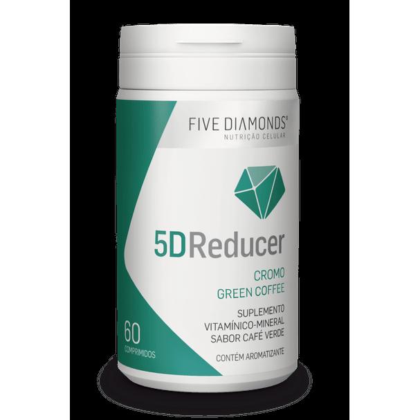5D Reducer - Inibidor de Absorção de Gordura - 60 Cápsulas Vegetais