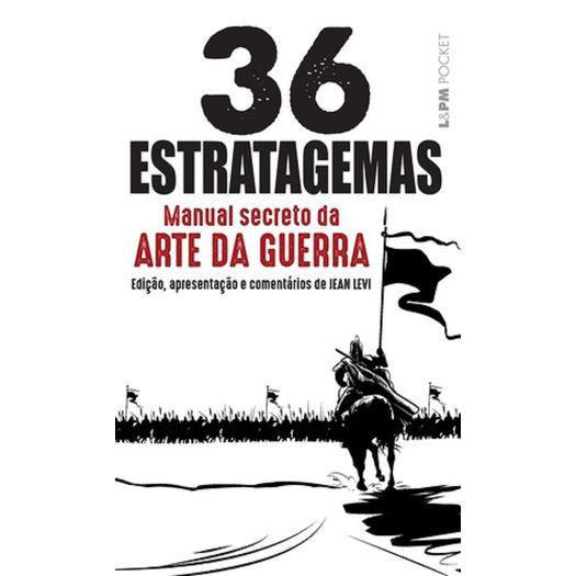 36 Estratagemas - Lpm Pocket