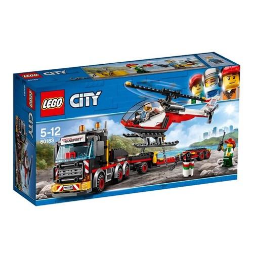 60183 Lego City - Transporte de Carga Pesada - LEGO