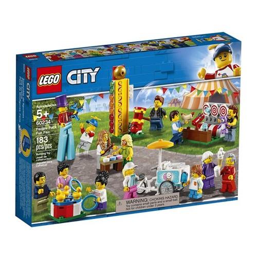 60234 Lego City - Pack de Pessoas - Parque de Diversões - LEGO