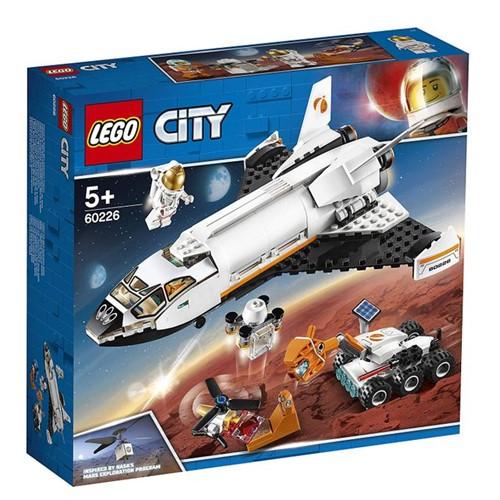 60226 Lego City - Ônibus Espacial de Pesquisa em Marte - LEGO