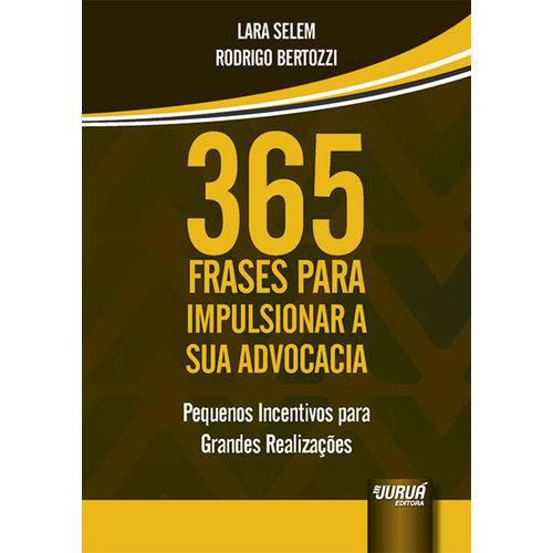 365 Frases para Impulsionar a S.A Advocacia