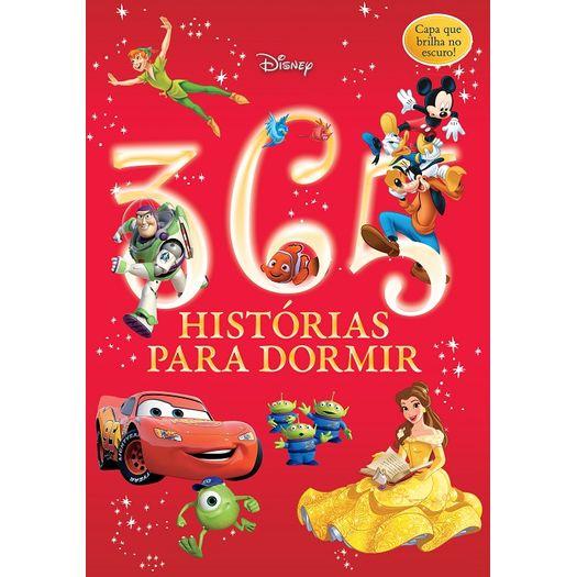 365 Historias para Dormir - Especial Vol 3 - Brilha no Escuro - Dcl