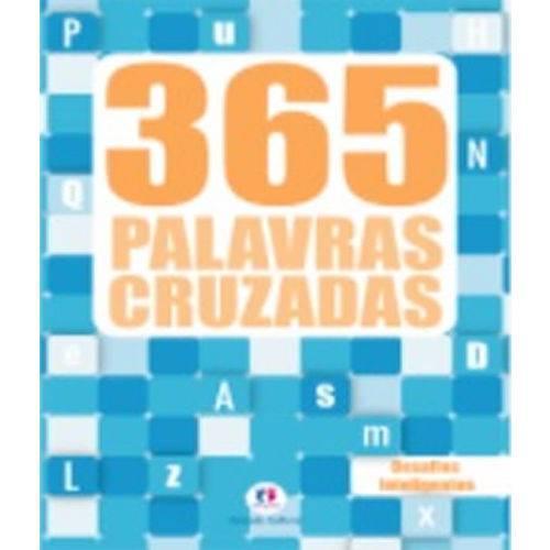 365 Palavras Cruzadas - Desafio Inteligente