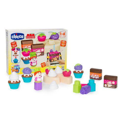 68140 Chicco Encaixe App Toys Cake Design