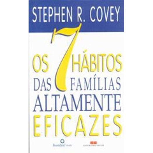 7 Habitos das Familias Altamente Eficazes, os