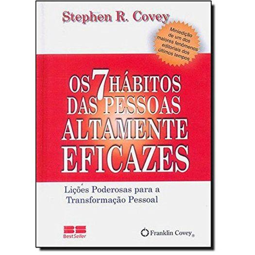 7 Habitos das Pessoas Altamente Eficazes, os - Mini Edicao - Best Seller