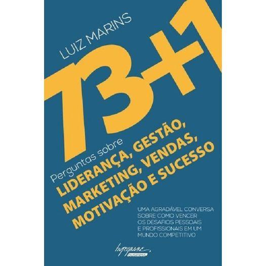 73 Mais 1 Perguntas Sobre Lideranca Gestao Marketing Vendas Motivacao e Sucesso - Integrare