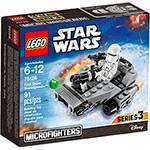 75126 - LEGO Star Wars - Star Wars Snowspeeder da Primeira Ordem