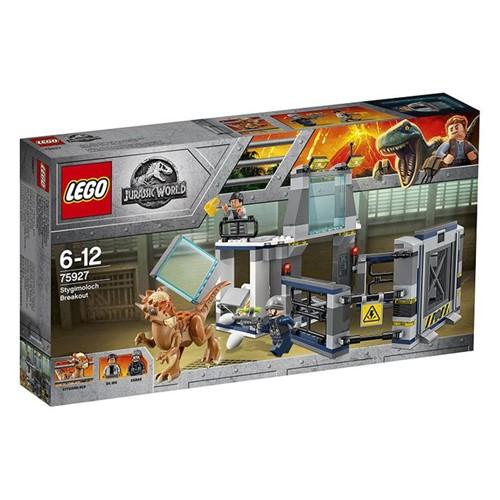 75927 Lego Jurassic World - a Fuga do Laboratório Stygimoloch - LEGO
