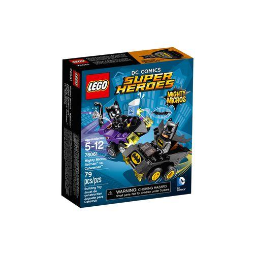 76061 Poderosos Micros: Batman Contra Mulher-Gato