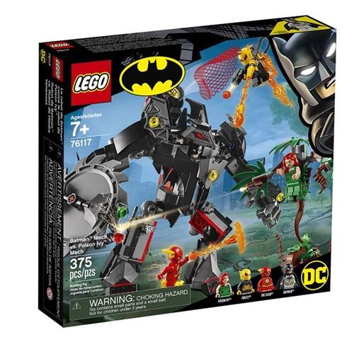 76117 Lego Super Heroes - Batman Robô Contra Poison Ivy Robô - LEGO
