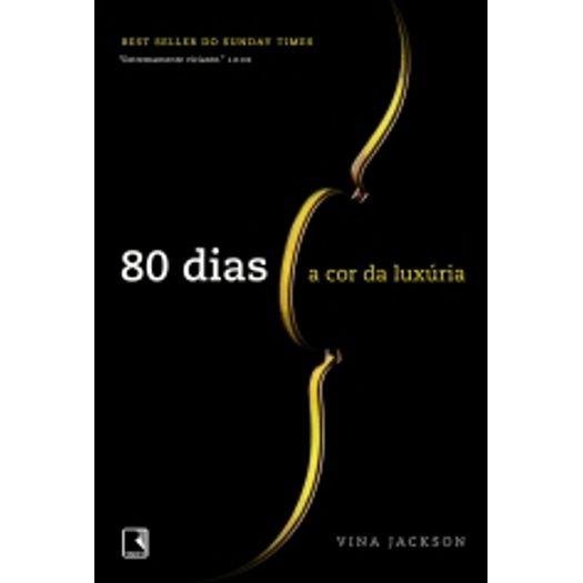 80 Dias - a Cor da Luxuria Vol 1 - Record