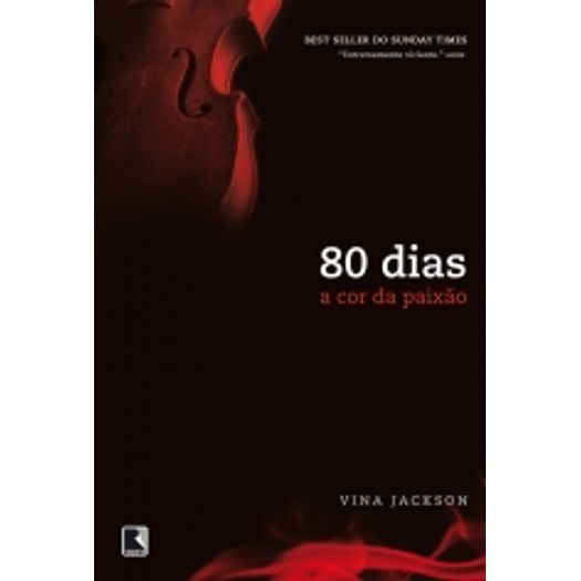 80 Dias - a Cor da Paixao Vol 3 - Record