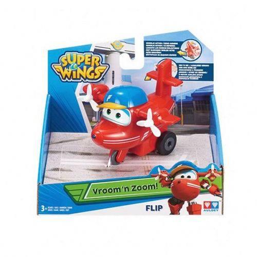 8014-0 Super Wings V-Room N Zoom Flip