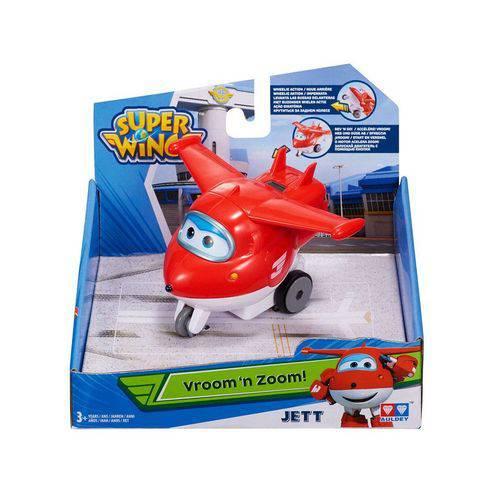 8014-0 Super Wings V-Room N Zoom Jett