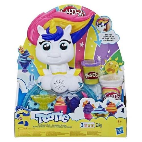 Play Doh Doces com Unicórnio E5376-Hasbro