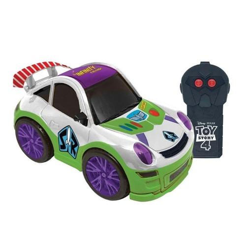 Carro Controle Team Racer 3 Funções Toy Story 4908-Candide