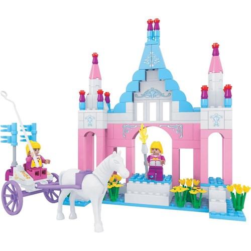 Brinquedo Castelo da Princesa C/245 PCS CL-RE02 - Playcis