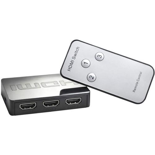 Switch Hdmi 3x1 WI290-Multilaser