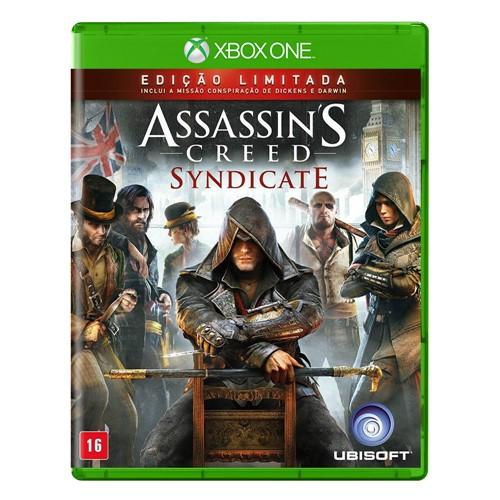 Assassin''S Creed Syndicate Signature Edition Xone