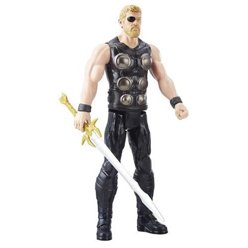 Boneco Thor Avengers Infinity War Titan Hero E1424 - Hasbro
