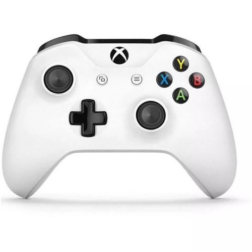 Controle Sem Fio Xone Branco - Microsoft