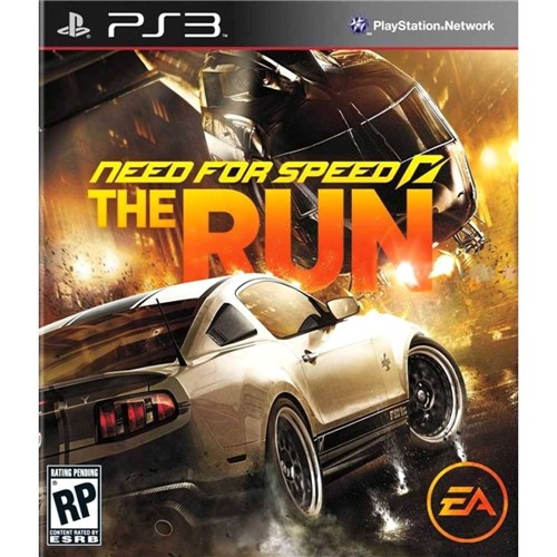 Jogo Need For Speed The Run PS3 - Ea