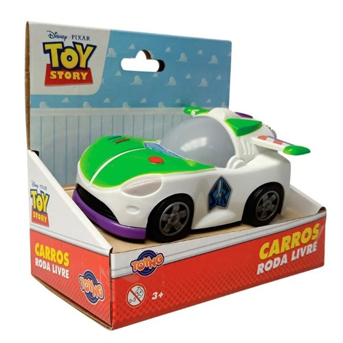 Veiculo Roda Livre Buzz Toy Story 34220-Toyng