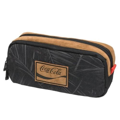 Estojo Duplo Coca Cola Savage 7114414-Pacific