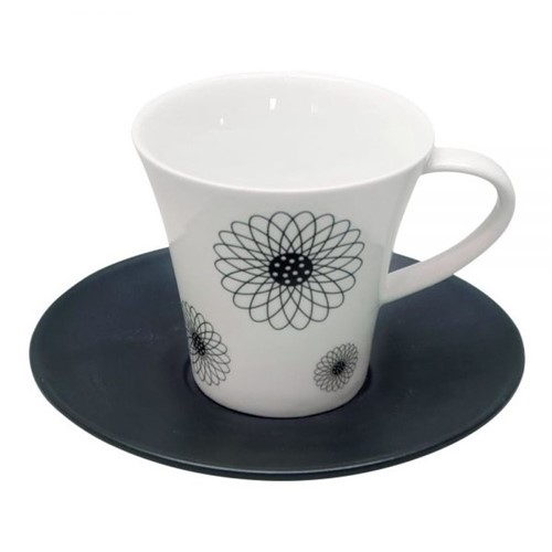 Jogo de Cafe 8pcs Espiral Dmp5292 - Dm Brasil