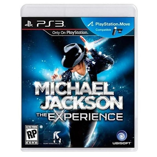 Game - Michael Jackson The Experience - Playstation 3